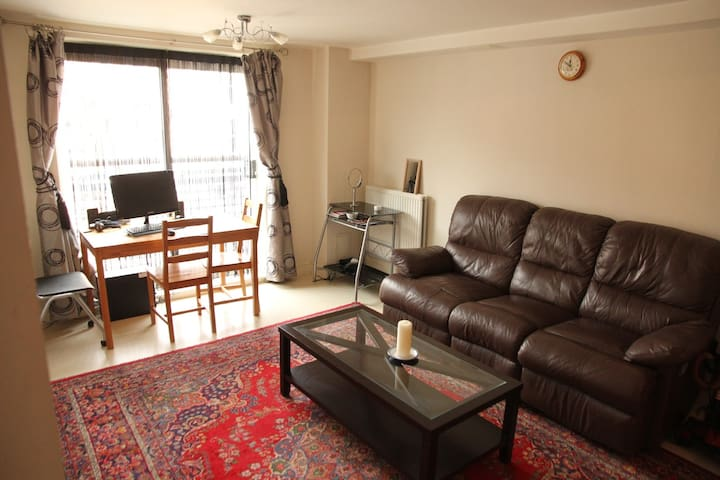 IPSWICH - central 2 bedroom apartment