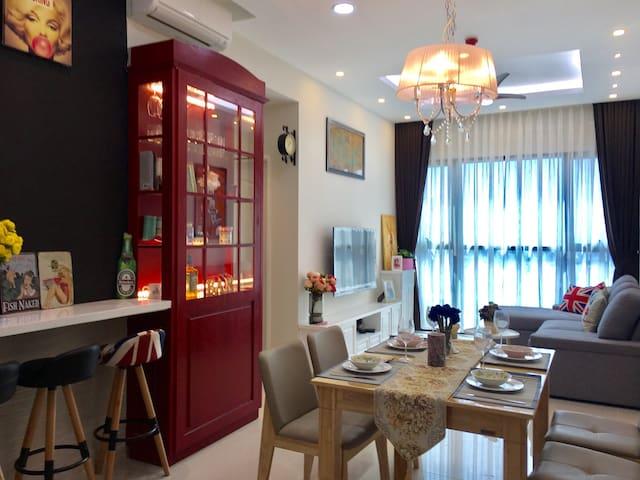Brand new Luxury Condo, Great view & Amazing Pools - Ho Chi Minh City - Leilighet