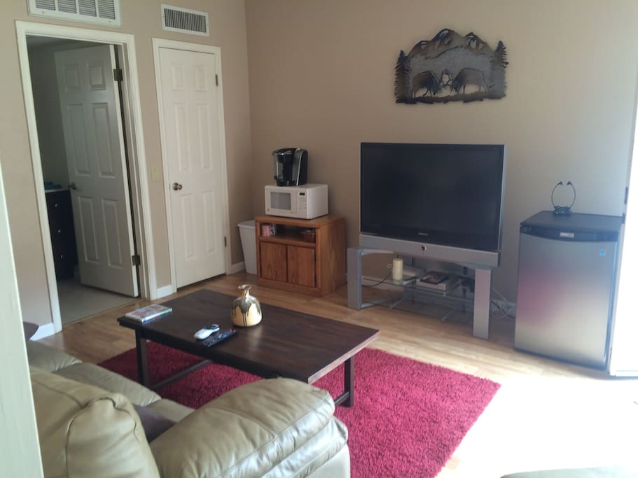 "Living Room/56"" TV"