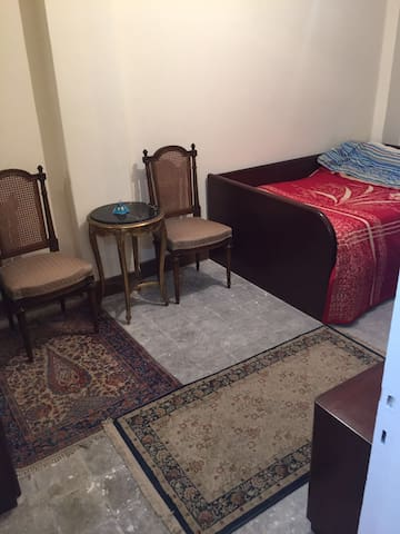 Furnished apartment in Roushdy, Alexandria - Alexandria - Pis