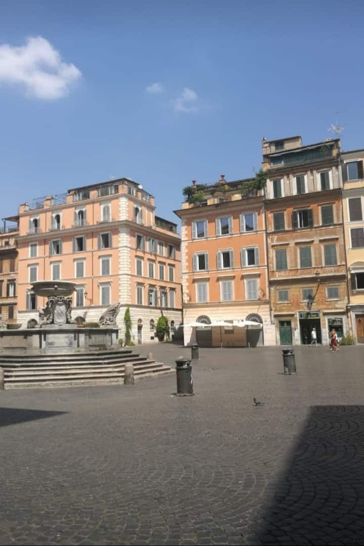 See the sights of Trastevere