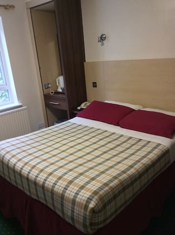 Gatwick White House Hotel Double Room