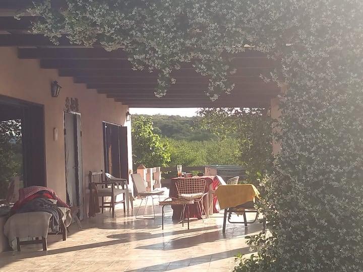 Casa en las Sierras de Cordoba - La Granja