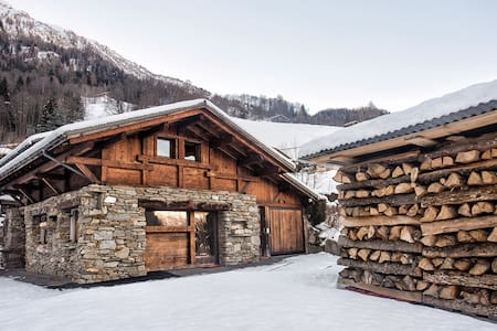 Stunning Mountain Chalet - House