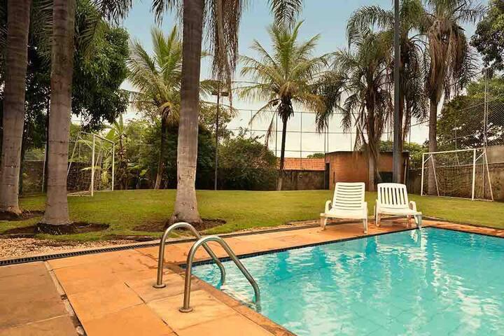 Lindo sítio na Pampulha, perfeito para relaxar!!