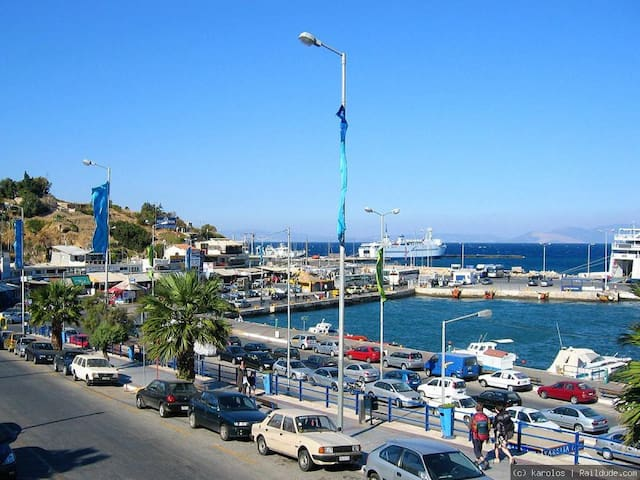 Close to Port - Great View - Ραφήνα - Apartmen