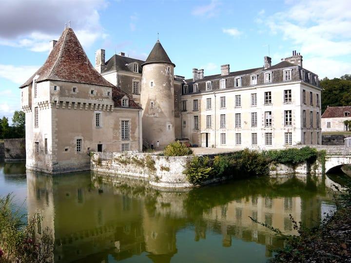 Gîte du château de Boussay