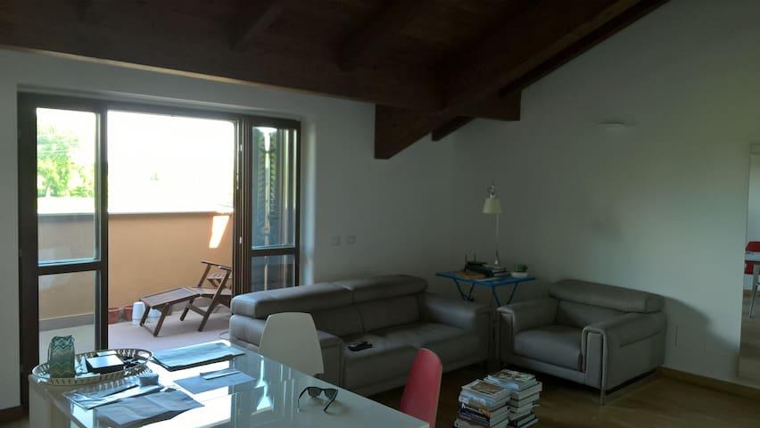 Milano San Bovio - House/Loft - Peschiera Borromeo - Lägenhet