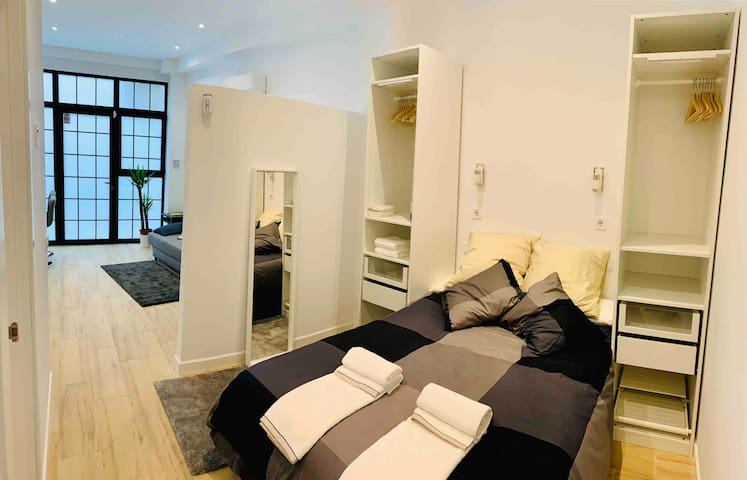 Exclusivo apartamento, comodidad y tranquilidad