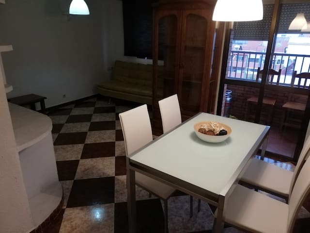 APARTMENT EQUIPPED NEAR SEVILLA