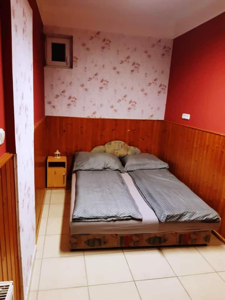 Pingpong Apartmann