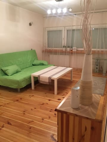 2bed ap in Lodz downtown, near by Uni