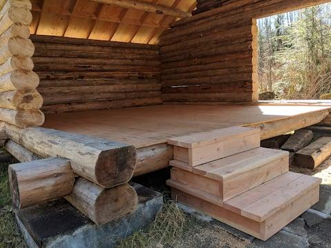 Hemlock Camping Cabin