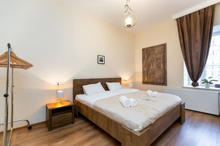 ✿1BR apt. in Old Tbilisi 3min. from Liberty square✿