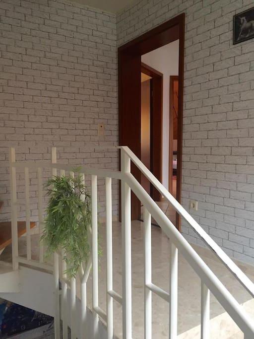 einladender Eingangsbereich