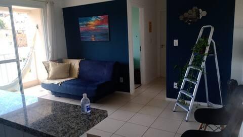 Apartamento Mobiliado em Brotas