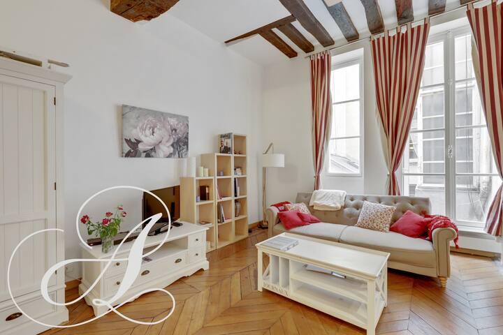 Saint-Louis, Charmant Studio mezzanine 2 à 4 pers