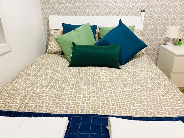 Shoreditch: Cozy Cute Double Room Central London