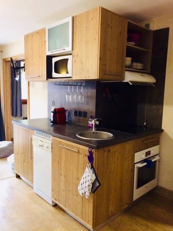 Appartement Risoul 1850 - Antares