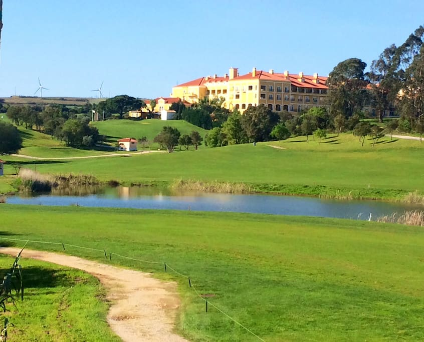Close to country club facilities