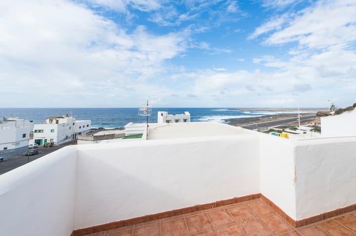 Apartamento Vista Bahia de La Santa