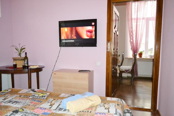 Cosy Apartament in the Heart of the Ternopil