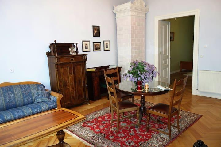 Wspaniały apartament u bram starego miasta