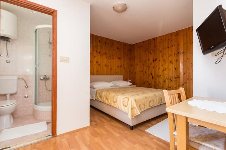 Guest House Luce- Double Room with Terrace and Sea View