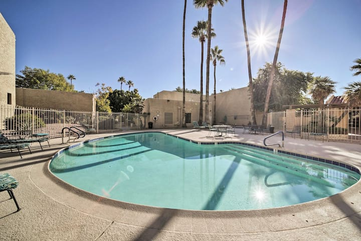 Take a dip in the community pools and enjoy Scottsdale at its finest.