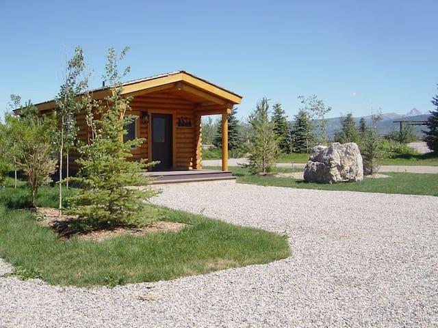 Teton Mountain Ranch Country Cabin 2