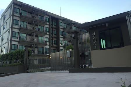 Room for rental (The Residence Thepkanjana)
