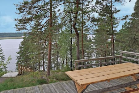 Holiday cottage with 1 bedroom on 30m² in Grums