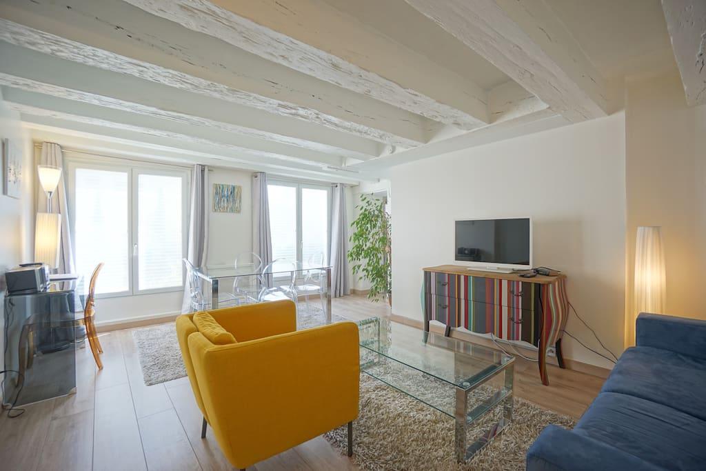 Salon-séjour - Living room