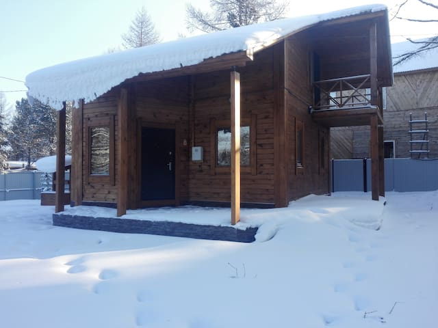 дом на берегу Байкала - Buryatia - Talo