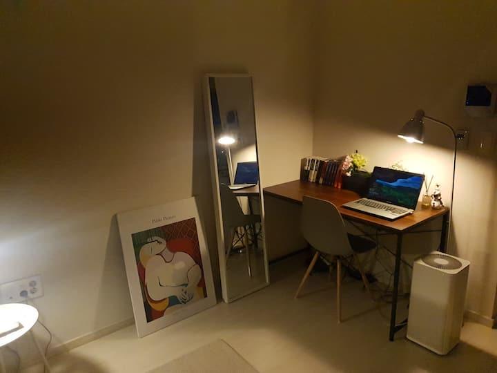 석계역 신축 원룸형 도시형 생활주택(Super Single Bed)