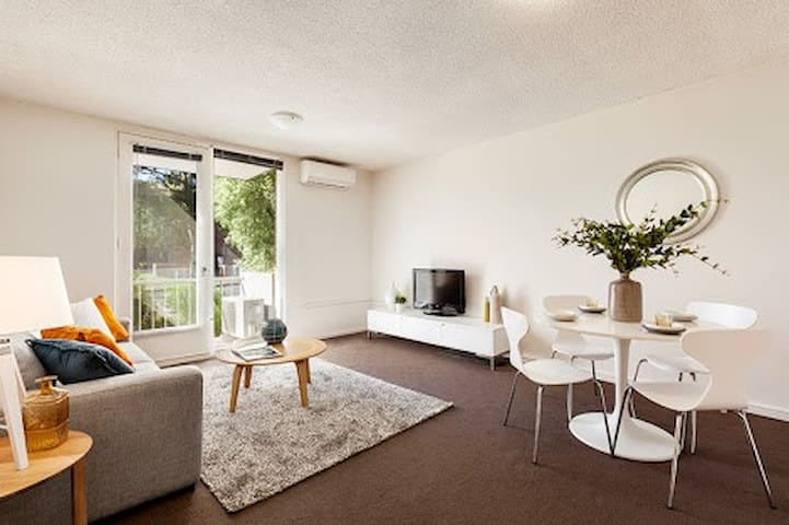 Entire 2 bedroom apartment - North Melbourne - Pis