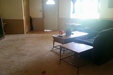 Furnished room for rent - House