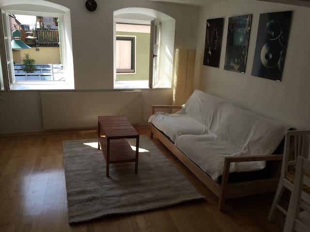 Ferienwohnung in Altstadthaus - Gmunden - Leilighet
