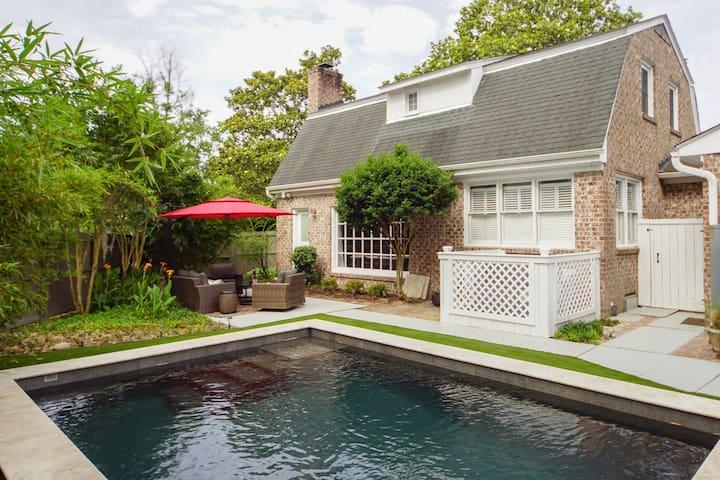 Rare Home w/ Pool in Charleston, South Carolina