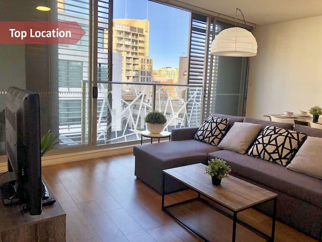 Luxury Apartment in Sydney CBD Chinatown 唐人街