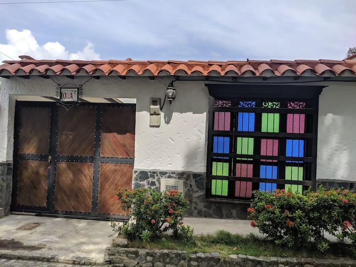 Casa de Descanso en Sucre, Olaya para 10 personas