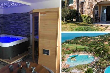 La Parenthèse, spa et sauna privatif