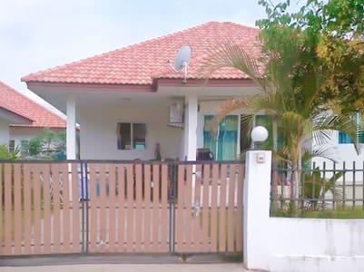 Bann san suk,  Elegant private villa 3 bedrooms