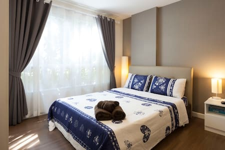 Cozy room near suthep mountain&city - Su Thep - Huoneisto
