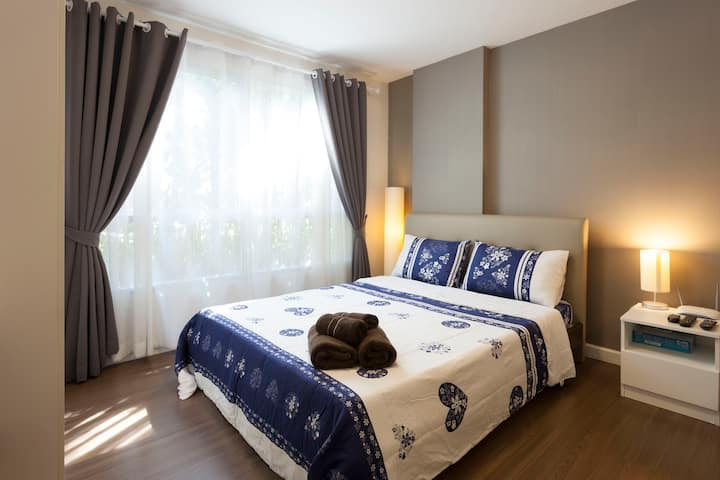 Cozy room near suthep mountain&city