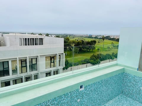 NEW SUITE WITH PRIVATE POOL - EL GOLF