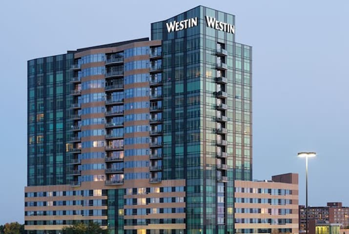 Westin Condominium Superbowl - Edina - Apartament