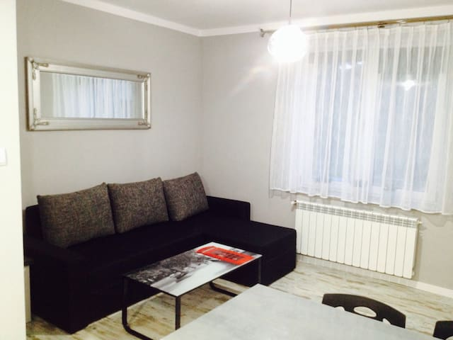 Beautiful one bed apartment - Miechów - Apartment