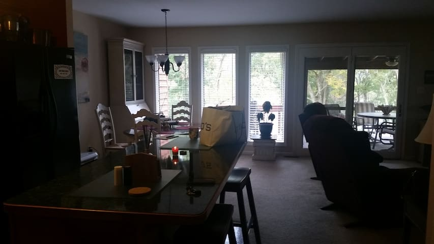 Well appointed condo on the lake - Harrodsburg - Condominium