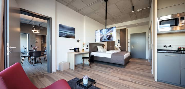 COM, Serviced Apartment, München, Munich